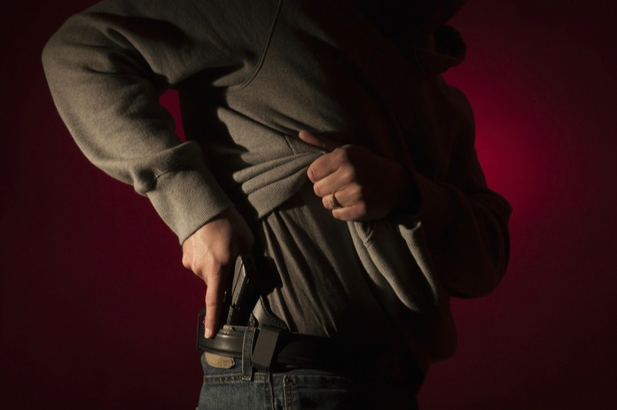 Deciding To Carry A Concealed Weapon
