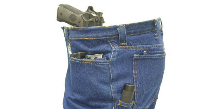 Concealed Carry Clothing By Bullet50