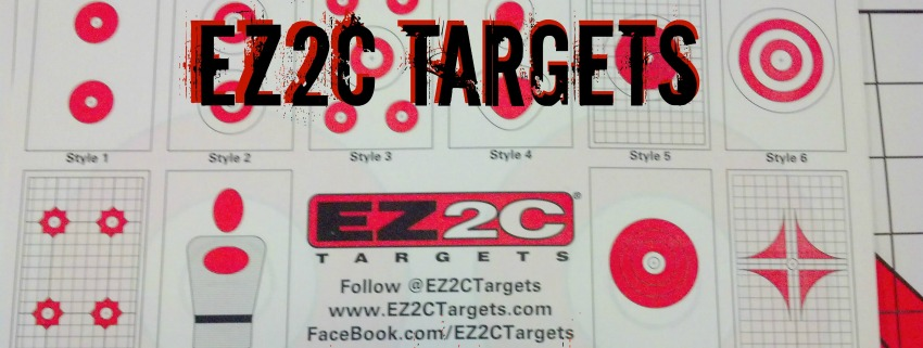 EZ2C Handgun And Rifle Targets