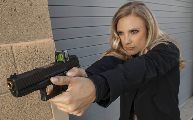 Second Amendment Women And IDPA