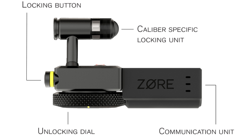 Zore Gun Lock And Storage