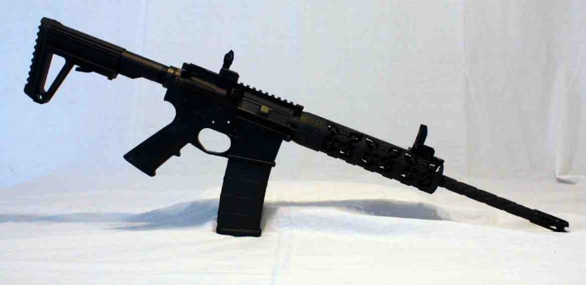 Average Gun Guy AR 15 Style Rifles Custom Built For Women