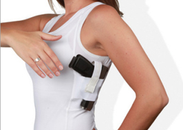 Under the Arm Holster for Women