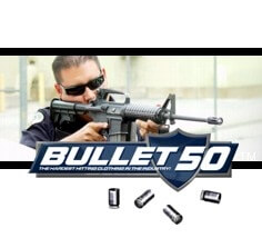 Bullet 50 Concealed Carry Clothing