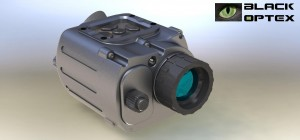 Black Optex Night Vision