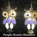 Gun Jewelry Hooter Shooters Earrings
