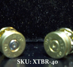 Gun Jewelry Brass Studs