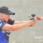 Woman Shooting Champion Julie Golob