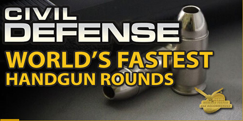 Civil Defense Fast Rounds