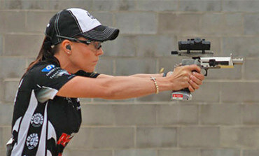 Woman Competition Shooter