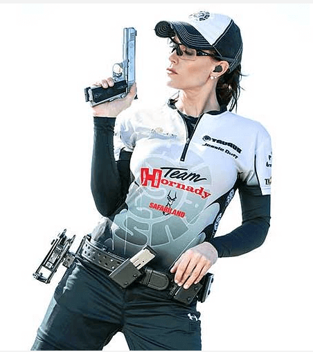 Women Competitive Shooter Numbers are Growing