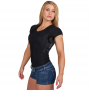Executive Women's Concealment Scoop Neck Shirt