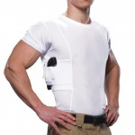 Men's Concealment Crew Neck Shirt