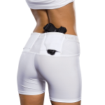 Undercover Women's Concealment Shorts Back