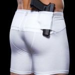 UnderCover Men's Concealment Shorts Single Pair