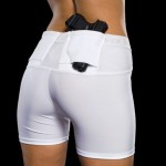 Undercover Women's Concealment Shorts Single Pair