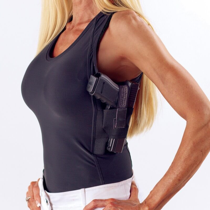 Women's Concealment Tank Top