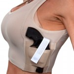 Women's Midriff Concealment Tank Holster3