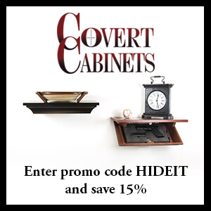 Covert Cabinets Ad