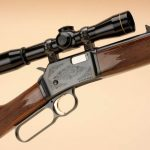 The Browning BL22 Lever Action Rifle